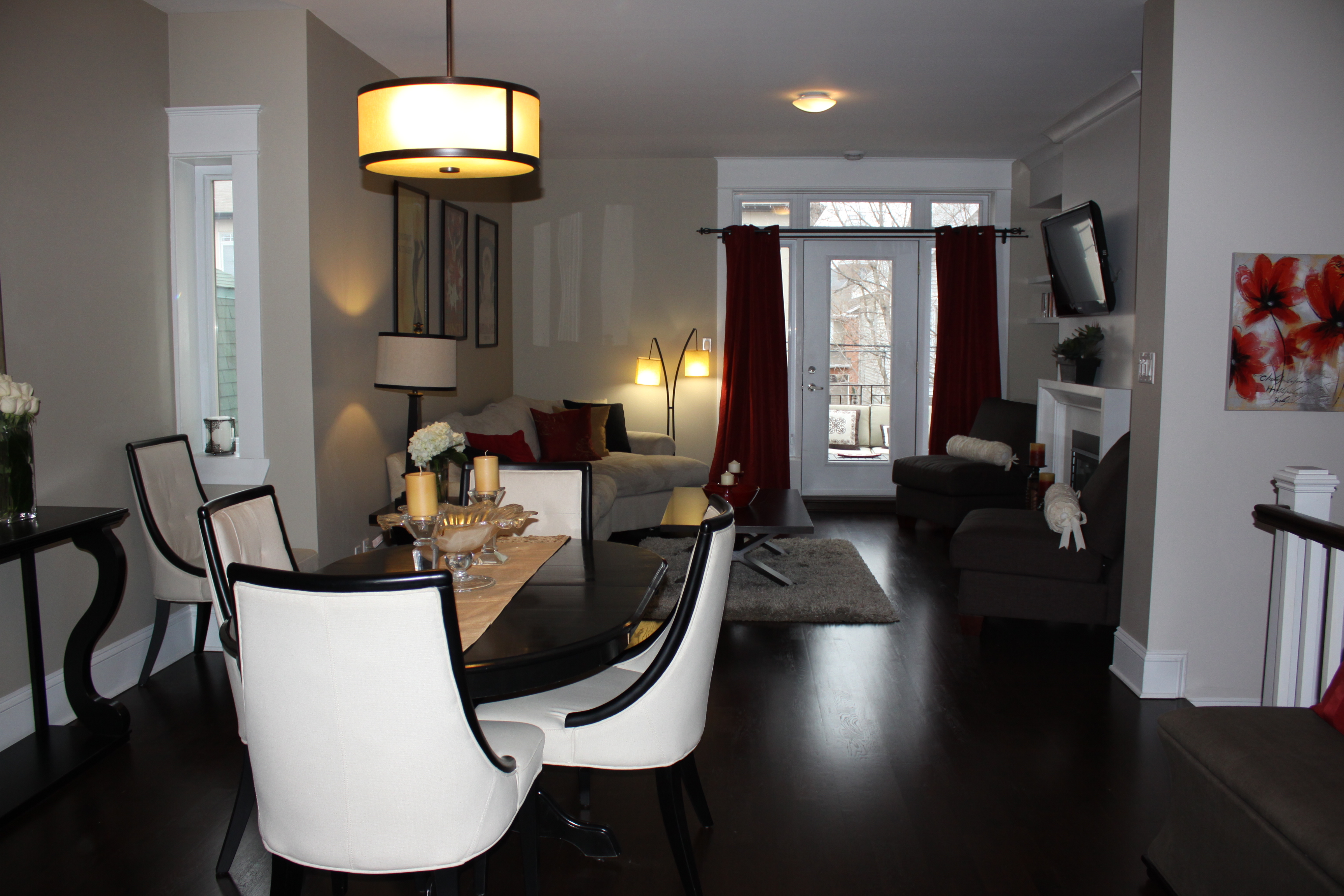 Staged Luxury Urban Condo Done Right Ottawa Home Stager