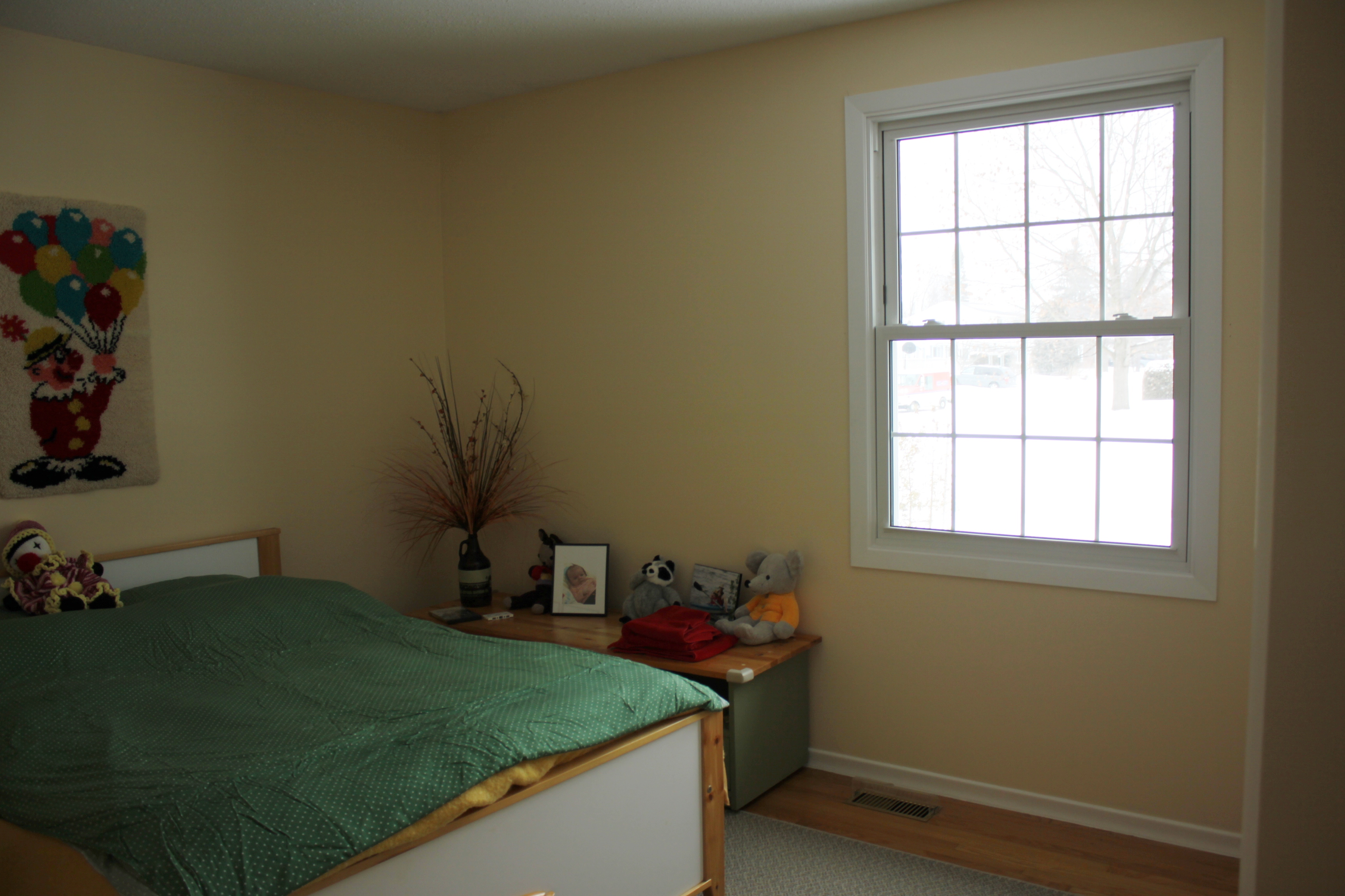 Pale Yellow Bedroom 3 Easy Bedroom Transformations Ottawa Home Stager