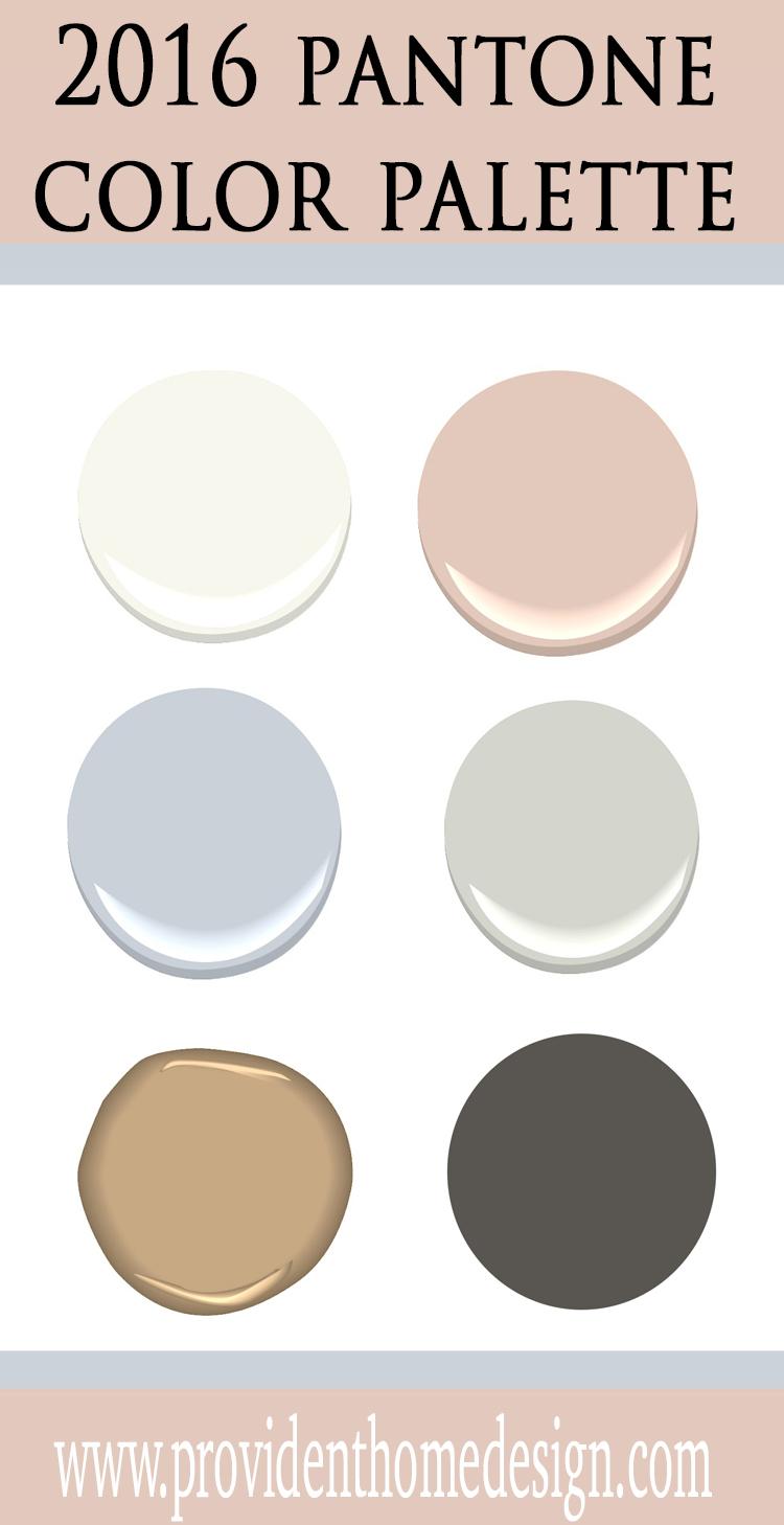 Harris Paint Color Palette