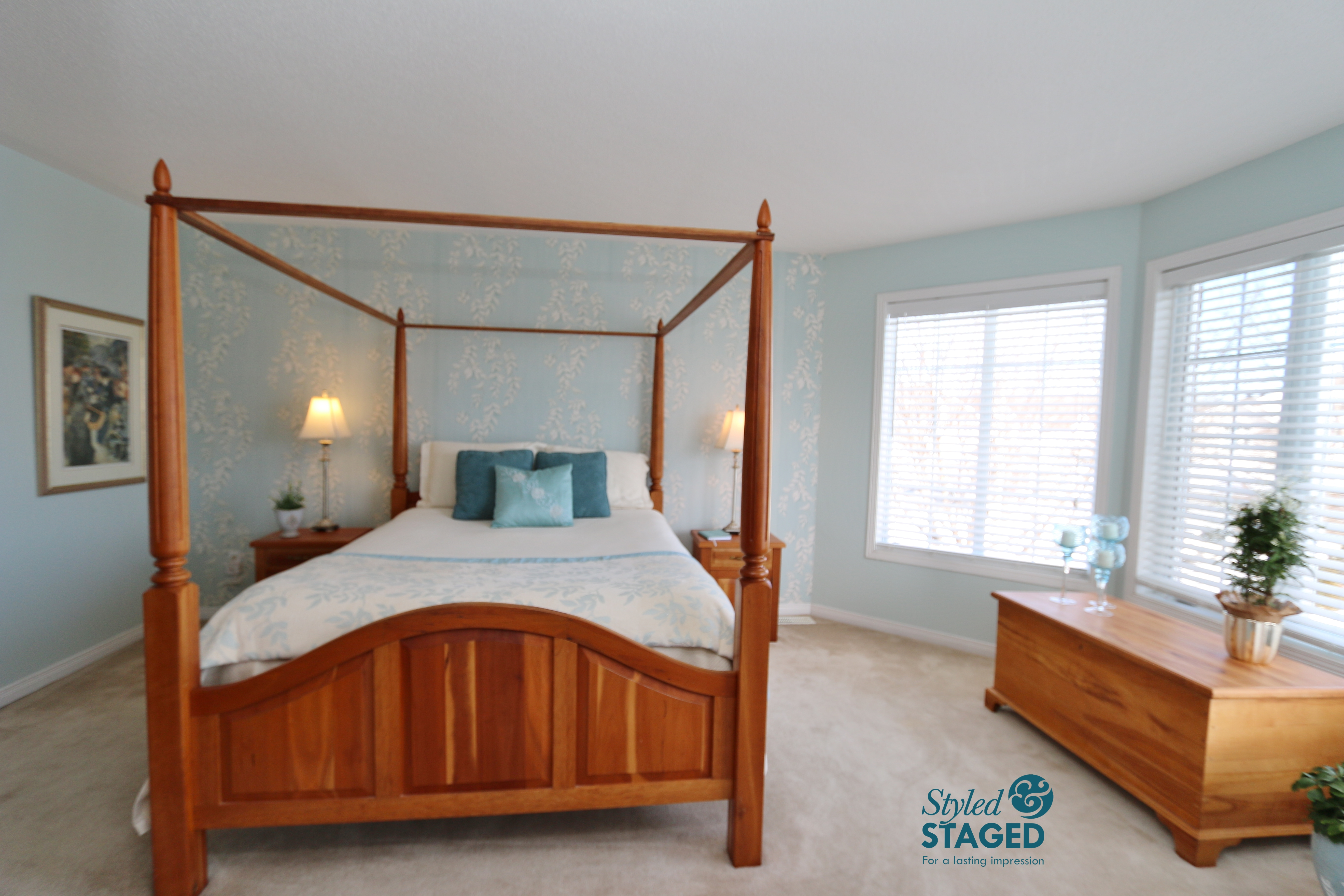 Make Your Master Bedroom A Retreat Ottawa Home Stager