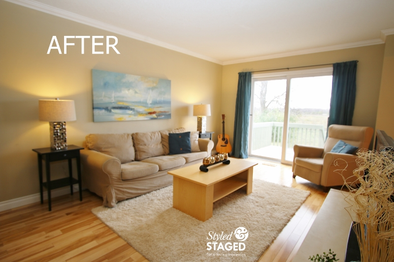 Staging Made Such A Huge Difference Ottawa Home Stager