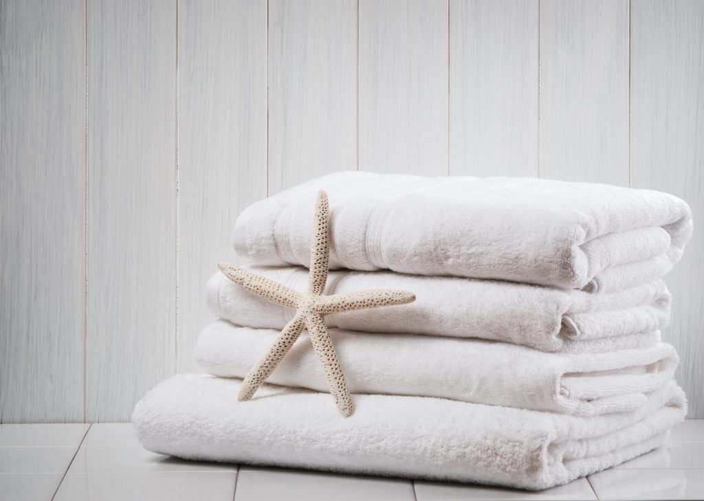 starfish with towels 1