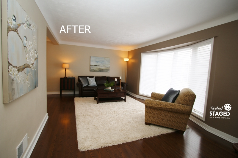 A Blank Canvas Is Ideal For Staging Ottawa Home Stager