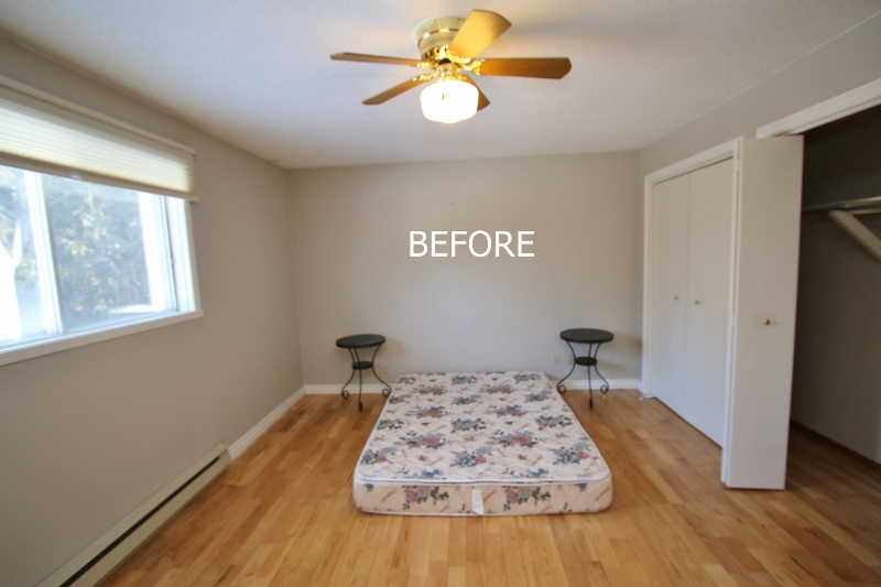 Staging With Reclaimed Wood Ottawa Home Stager