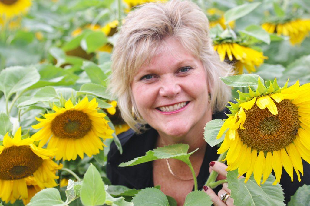Sunflowers 16 of 17