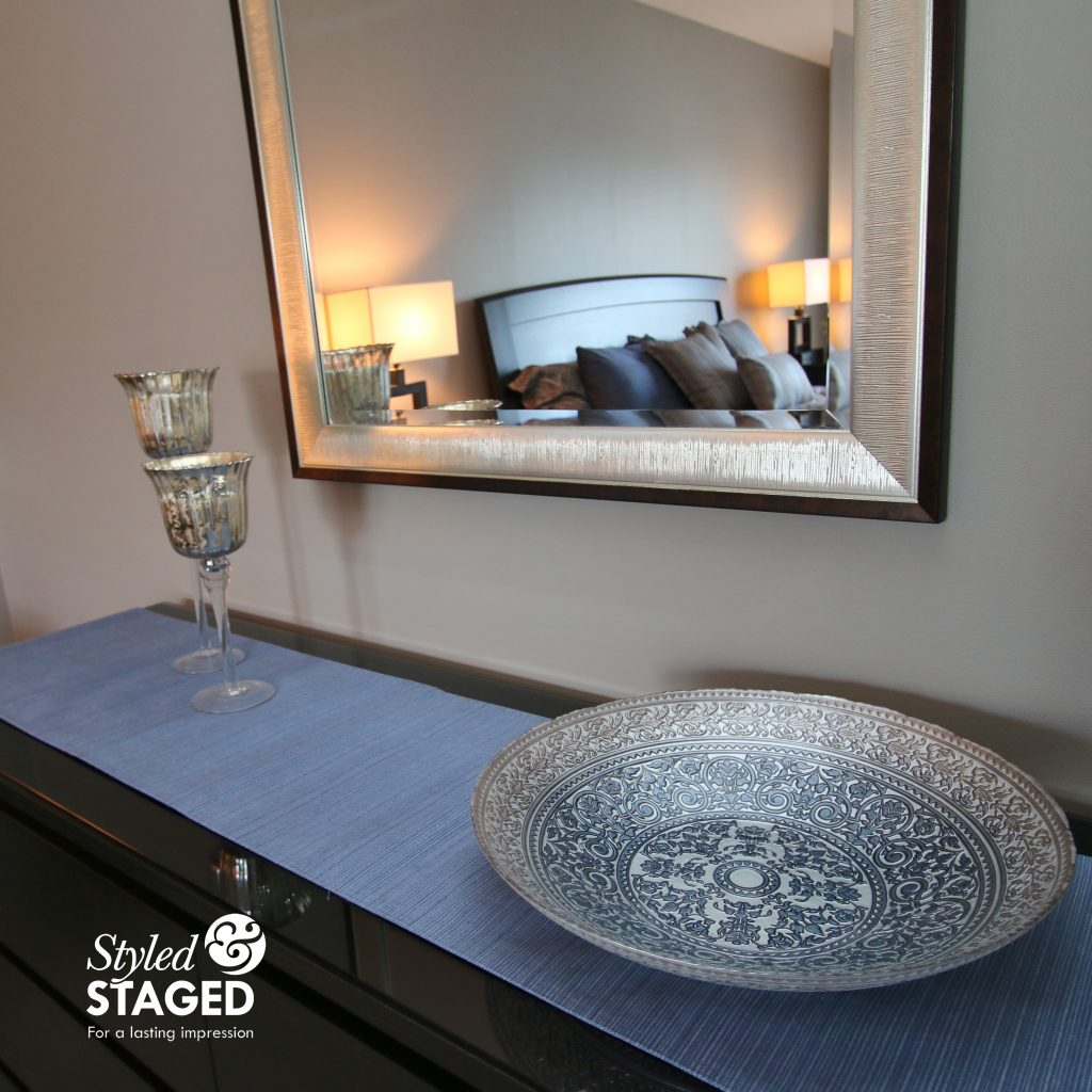 Staged Bedroom Before And After Bedroom Decorating Ideas Light Blue Built In Cupboards Bedroom Ideas Bedroom Carpet Ikea: Ottawa Home Stager