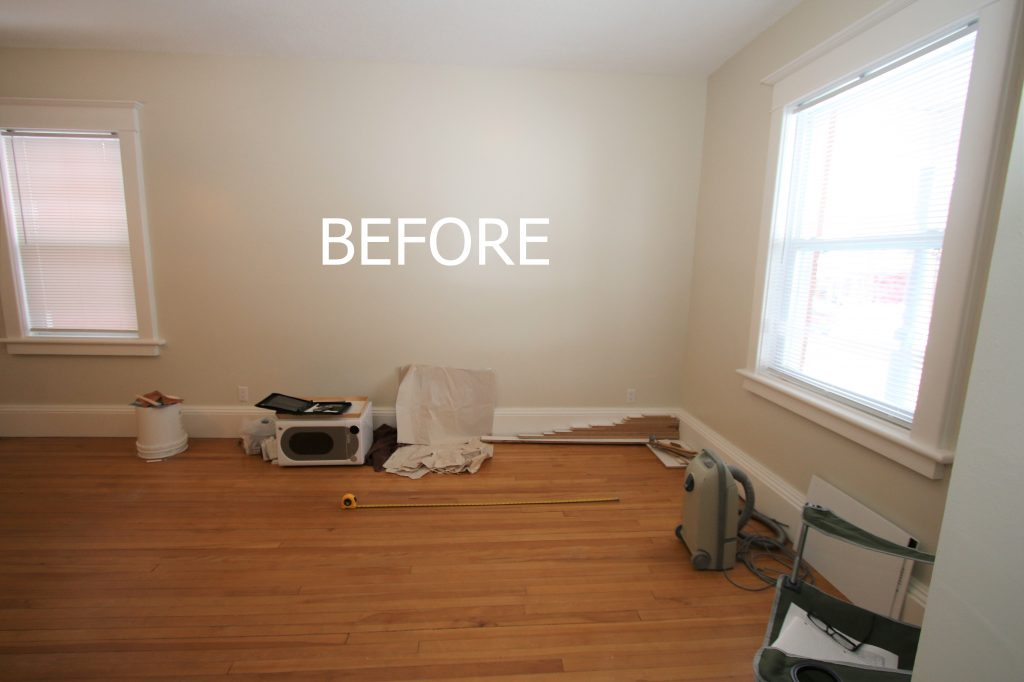 Home Staging Before Renovation
